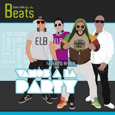 Euro Latin Beats ft King Africa - vamos ala party