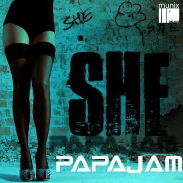 Papajam - she