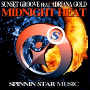 Sunset Groove ft Adriana Gold - midnight heat