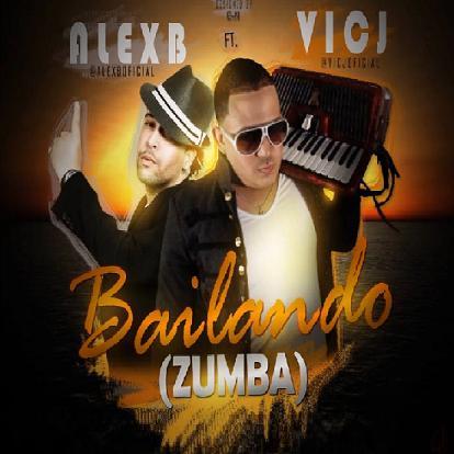 Vic J ft Alex B ''El Artista'' - bailando (zumba)