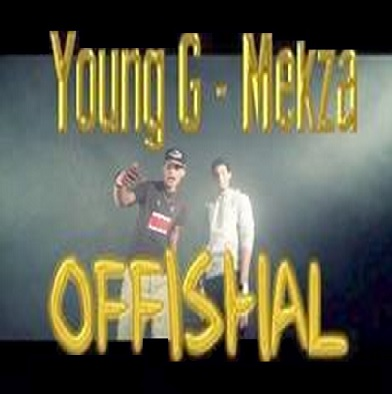 Young G ft Mekza - offishal (by Dj Sebb)