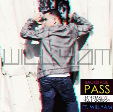 16th Stars vs Hill & Gordon ft Willyam - backstage pass