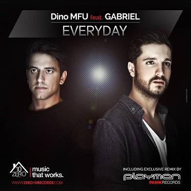 Dino MFU ft Gabriel - everyday