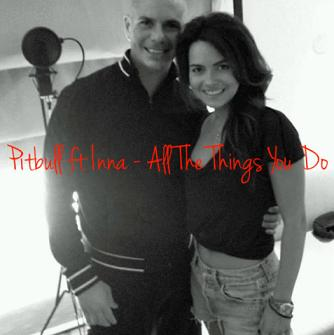 Pitbull ft Inna - all the things you do