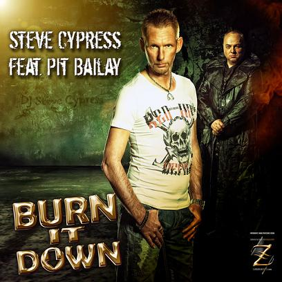 Steve Cypress ft Pit Bailay - burn it down1