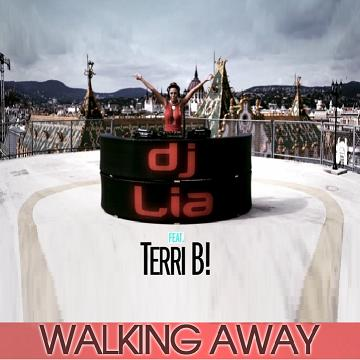 DJ Lia & Terri B! - walking away