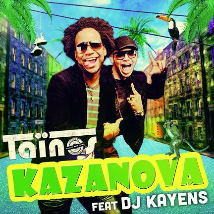 Dj Kayens ft Tainos - kazanova1