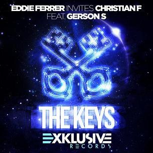 Eddie Ferrer invites Christian F ft Gerson S - the keys