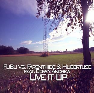 FuBu vs Disco Superstars (Max Farenthide & Dj Hubertus) ft Corey Andrew - live it up