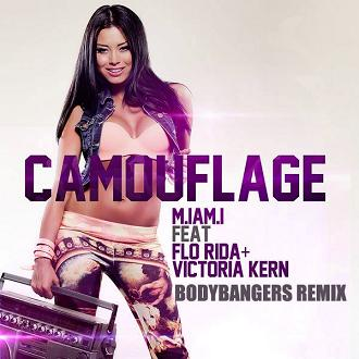 M.Iam.I ft Flo Rida & Victoria Kern - camouflage