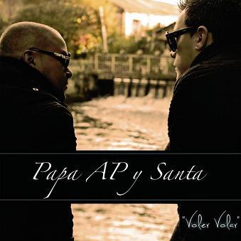 Papa Ap y Santa - voler volar