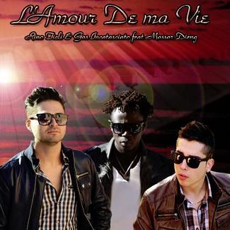 Rino Ticli & Gas Incatasciato ft Massar Dieng - l'amour de ma vie