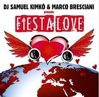 DJ Samuel Kimko' & Marco Resciani - fiesta love