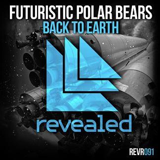 Futuristic Polar Bears - back to earth