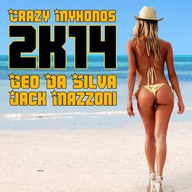 Geo Da Silva & Jack Mazzoni - crazy mykonos 2k14