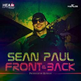 Sean Paul - front & back