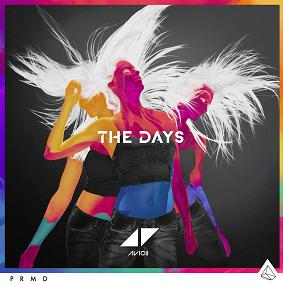 Avicii ft Robbie Williams - the days