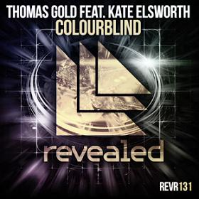 Thomas Gold ft Kate Elsworth - colourblind