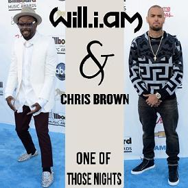 Chris Brown ft Will.I.Am – one of those nights