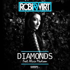 Robi & Vir T ft Alicia Madison – diamonds