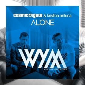 Cosmic Gate & Kristina Antuna – alone