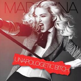 Madonna ft Nicki Minaj – unapologetic bitch