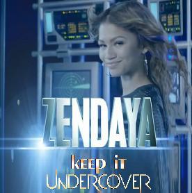 Zendaya – keep it undercover