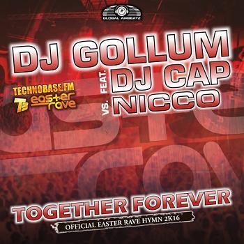 Dj Gollum ft Dj Cap vs Nicco - together forever