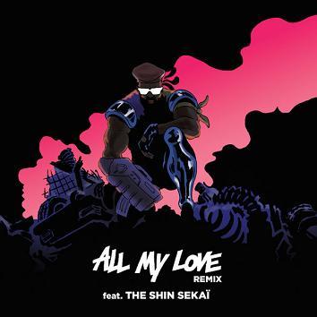 The Shin Sekai ft Ariana Grande & Machel Montano - all my love (french version)