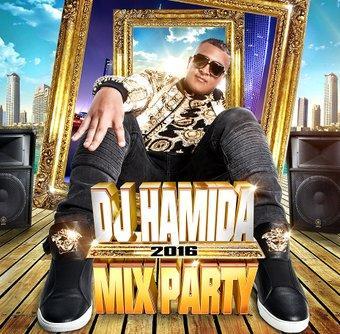 Dj Hamida - Mix Party (2016)