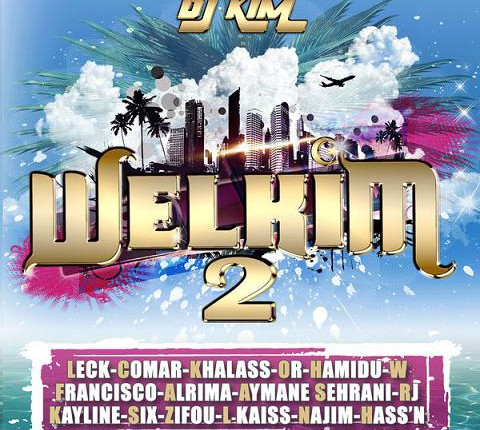Dj Kim - Welkim (vol.2 2016)