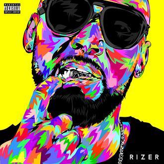 Dj E-rise - Rizer (2017)