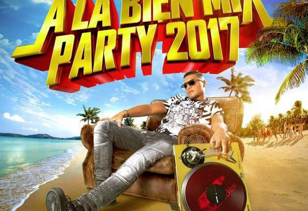 Dj Hamida - La Ben Mix Party (2017)