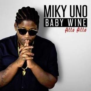 Miky Uno - allo (baby wine)1