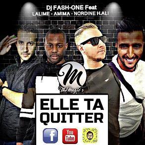 Dj Fash-One ft Lalime & Amima & Nordine H.Ali – elle t'a quitté