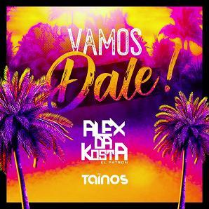 Alex Da Kosta ft Tainos & Makassy – vamos dale