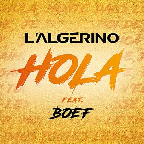 L'algerino ft Boef - hola