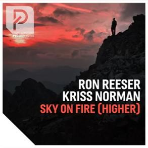 Ron Reeser ft Kriss Norman & OMZ - sky on fire (higher)