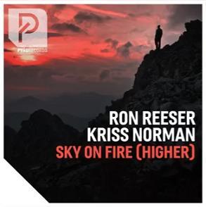 Ron Reeser ft Kriss Norman & OMZ – sky on fire (higher)
