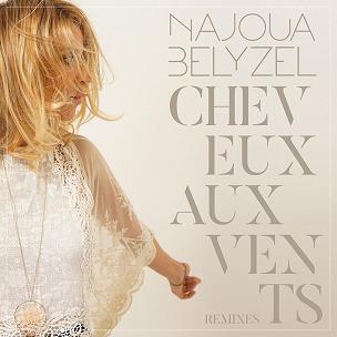 Najoua Belyzel – cheveux aux vents