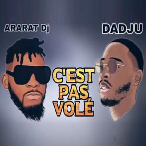 Dj Arafat ft Dadju - c'est pas vole