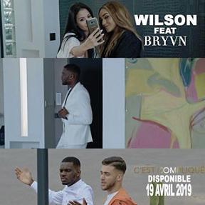 Wilson ft Bryvn – c'est compliqué