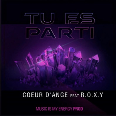 Coeur D'Ange ft Roxy - tu es parti