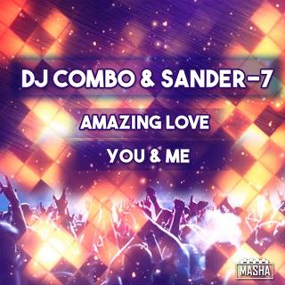 Dj Combo & Sander-7 - amazing love