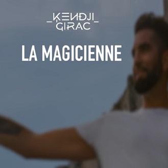 Kendji Girac – la magicienne