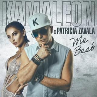 Kamaleon ft Patricia Zavala – me besó